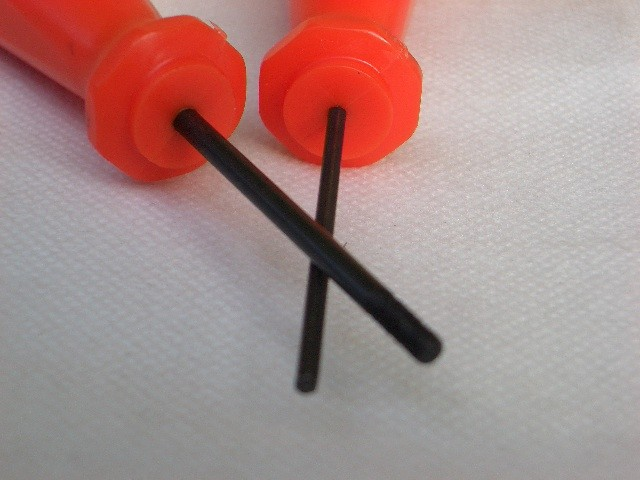 altes danfoss schraubendreher set 6 kant schl ssel gew schl ssel orange ebay. Black Bedroom Furniture Sets. Home Design Ideas